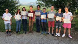 college-maria-montessori-aiglons-remise-diplomes-fin-cycle-12-15-ans-2019